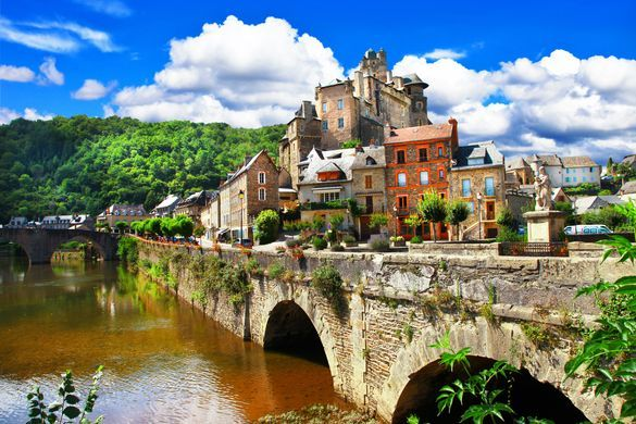 Illustration immobilier Dordogne