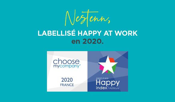 Groupe Nestenn Happy at work